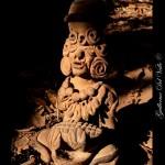 Arte Maya. Fotografía de Guillermo del Valle