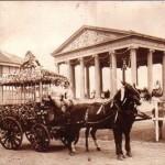 Carrosa en la Fiestas Minervas 1917 150x150 - Las Fiestas de Minerva en Guatemala