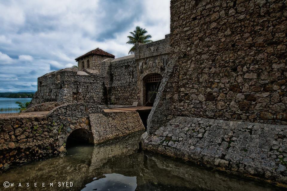 Castillo de San Felipe de Lara - foto por Waseem Syed Fine Art Photography.