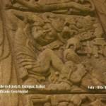 El detalle de la Estela D de Quirigua foto por Otto Reyes. 150x150 - Galería - Fotos del Arte Maya