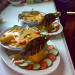El tapadp de Livingston platillo garifuna foto por restaurante Bocabarra. 150x150 - Livingston, hogar garífuna en Guatemala