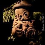 Especie de veladora mayal. Fotografía de Guillermo del Valle 150x150 - Galería - Fotos del Arte Maya