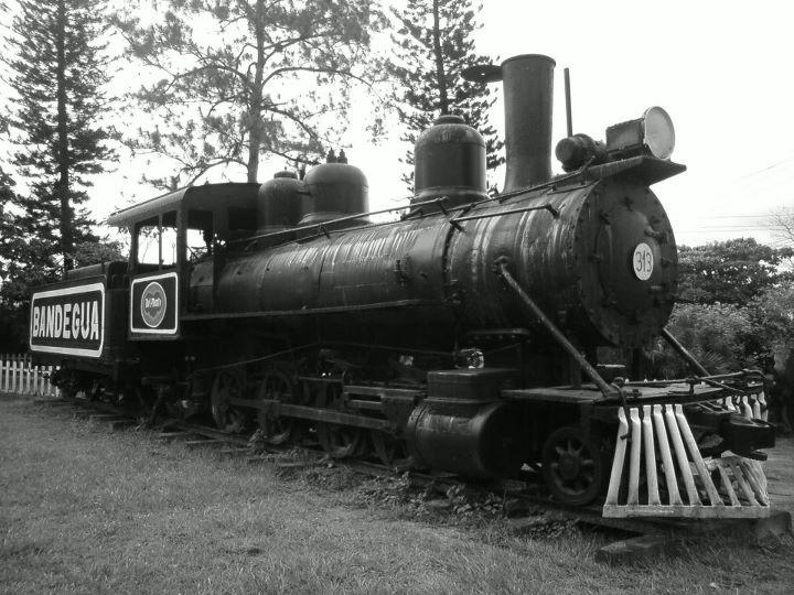 El Origen del Ferrocarril en Guatemala