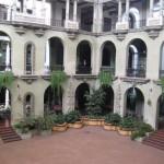 Foto por Yolanda Mejia Parte de adentro del Palacio Nacional. 150x150 - Guía Turística - Palacio Nacional de la Cultura, Guatemala