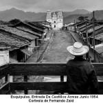 Ingreso de Carlos Castillo Armas en junio 1954 a Esquipulas. Julia del Carmen Moreno 150x150 - Basílica de Esquipulas