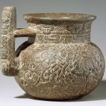 Jarra Maya utilizada para beber del siglo l encontrada en Kaminal Juyu foto por odisea2008.com  150x150 - Galería - Fotos del Arte Maya