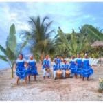 Los Embajadores de Izabal los Garifunas en la bahia de Amatique foto por Carlos Cordon 150x150 - Livingston, hogar garífuna en Guatemala