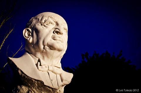 Miguel Angel Asturias busto foto por Luis Felipe Toledo Vasquez - Miguel Ángel Asturias, Premio Nobel de Literatura en 1967