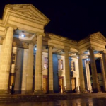 Teatro Municipal de Xela - foto por Luis Abraham Vaquero