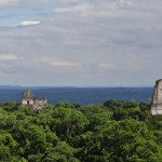 Tikal - foto por Antonio Portillo