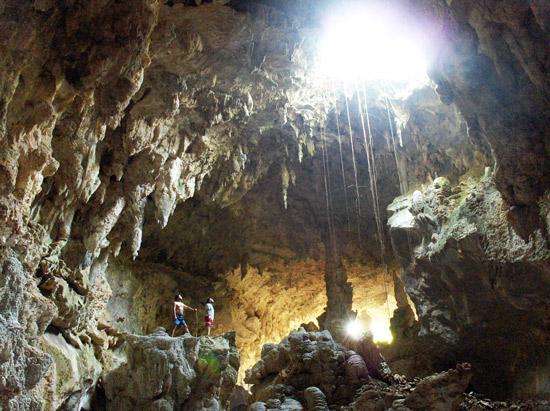 cuevas candelaria foto principal - Las Cuevas de Candelaria, Alta Verapaz