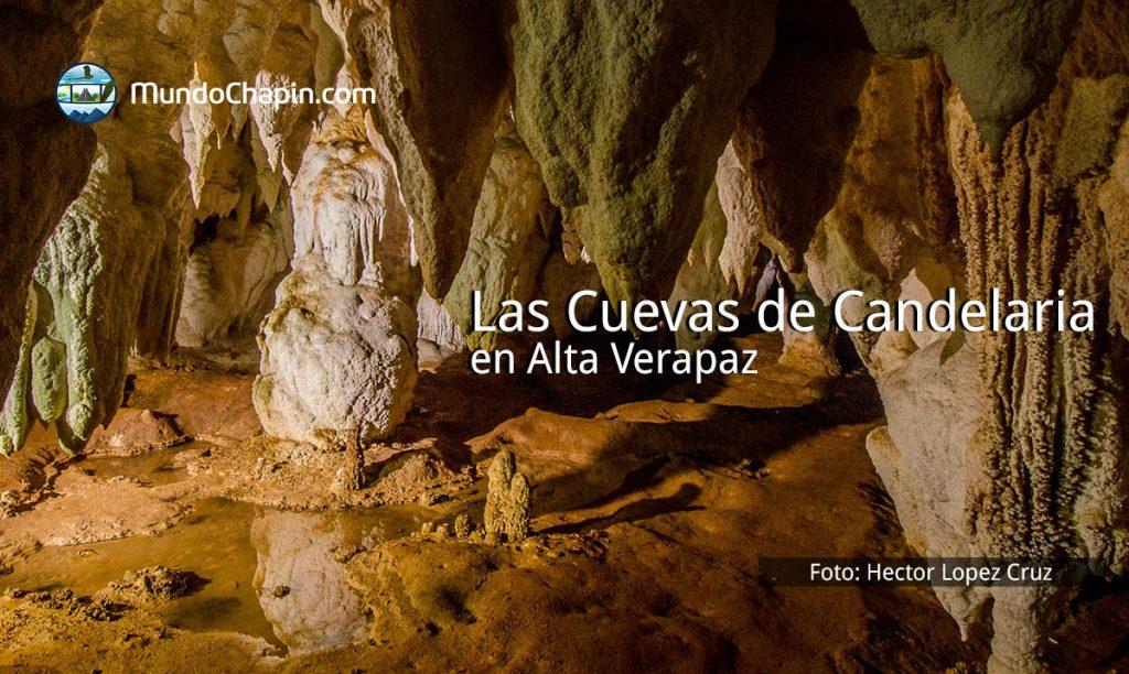 Las Cuevas de Candelaria, Alta Verapaz