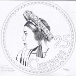 El Origen de la Moneda de 25 Centavos de Guatemala