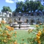 Convento Santa Clara - foto por Estuardo de la Cruz.