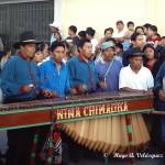 La Marimba. Fotografía de Hugo Velásquez.