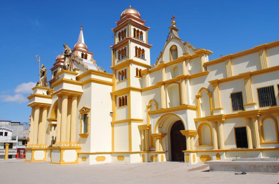 Iglesia - San Pedro Soloma - Huehuetenango - Carlos Otoniel Herrera