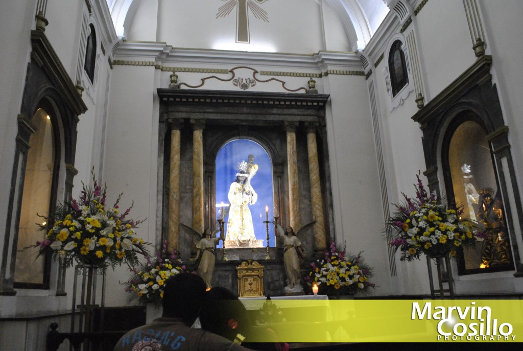 LA BENDICION e1359487212722 - Parroquia Nuestra Señora de Candelaria