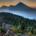 Volcanes en Guatemala con vista desde el volcan de Pacaya foto por Agnes Kretzschmar 150x150 - Galería  - Fotos de Volcanes en Guatemala