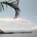 Playa Dorada Izabal - foto por Oliver Palacios