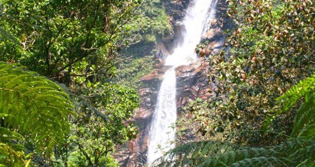 El Salto de Chilascó en Baja Verapaz