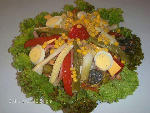 Fiambre foto por Restaurante Bocabarra - Gastronomía - El Fiambre es el plato tradicional del Día de Todos los Santos