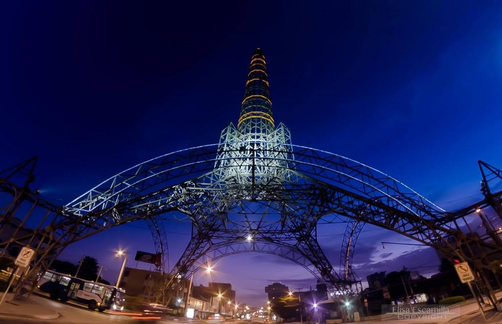 El Origen de la Torre del Reformador
