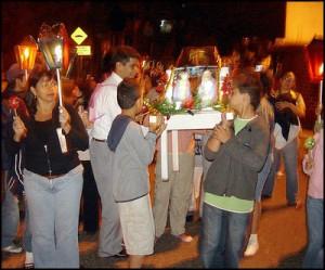 Las Posadas en Guatemala. Foto: todopormiguate.com