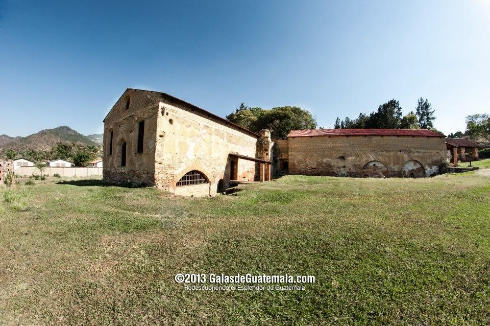 El Trapíche, museo regional de San Jerónimo, Baja Verapaz.