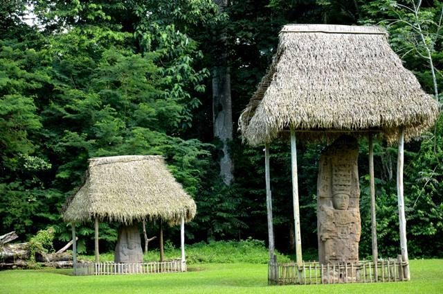 Quiriguá Izabal foto por Franco Jerez - Patrimonios de la UNESCO en Guatemala