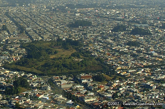 kaminal juyu 1 - Kaminal Juyú, Guatemala - ciudad maya