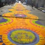 Alfombra Chiquimulilla Santa Rosa foto por Rolando Mijangos 150x150 - Galería - Fotos de las Tradicionales Alfombras de la Cuaresma y Semana Santa