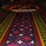 Alfombras de Semana Santa 10 foto por Luis Gustavo Soria 150x150 - Galería - Fotos de las Tradicionales Alfombras de la Cuaresma y Semana Santa
