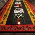 Alfombras de Semana Santa 7. fot por Lilian Contreras. 150x150 - Galería - Fotos de las Tradicionales Alfombras de la Cuaresma y Semana Santa