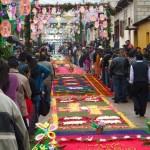 Foto por Werner Sincal Semana Santa en Guatemala Patzun Chimaltenango 150x150 - Galería - Fotos de las Tradicionales Alfombras de la Cuaresma y Semana Santa