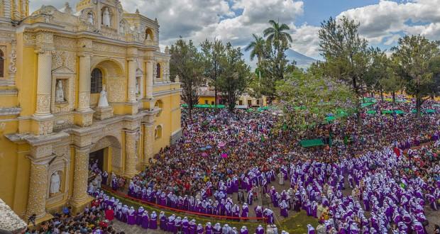 La Cuaresma y Semana Santa en La Antigua Guatemala