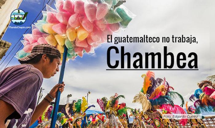 el guatemalteco no trabaja chambea mundochapin - Humor: Lista de lo que el Guatemalteco NO es