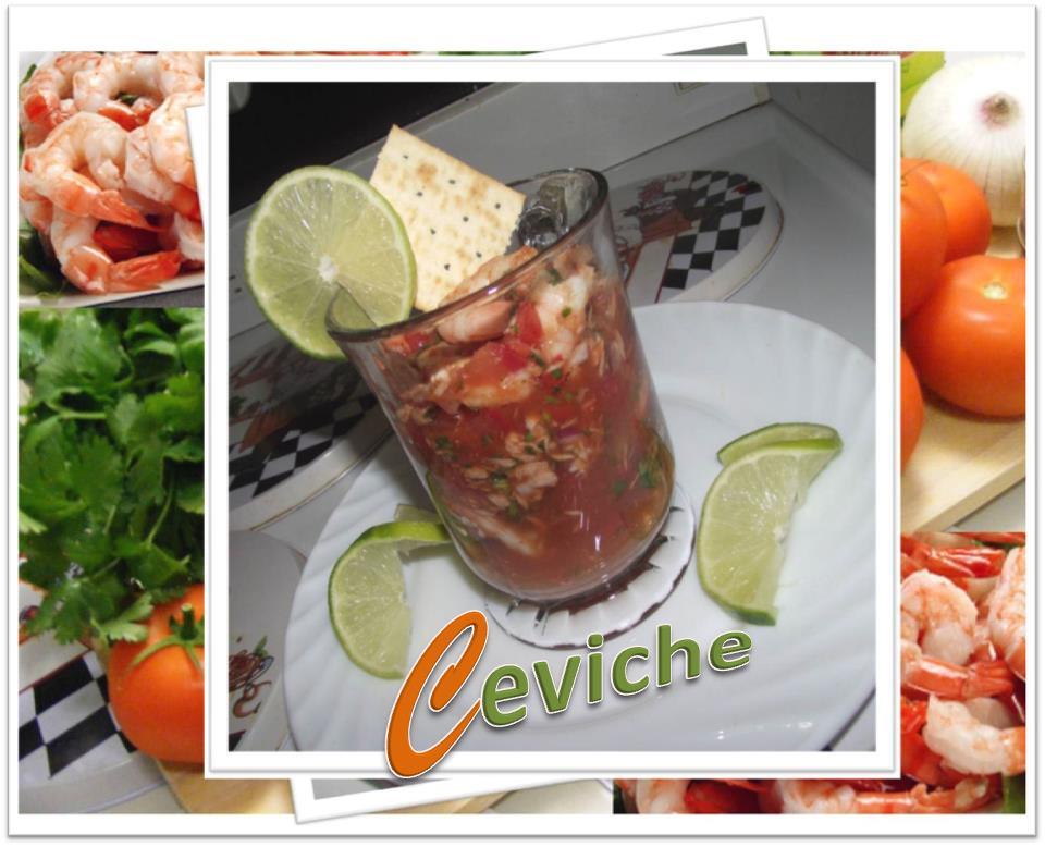 Video Por Recetas Chapinas y Más – Ceviche