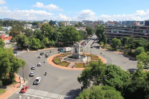 El Origen de La Plaza España