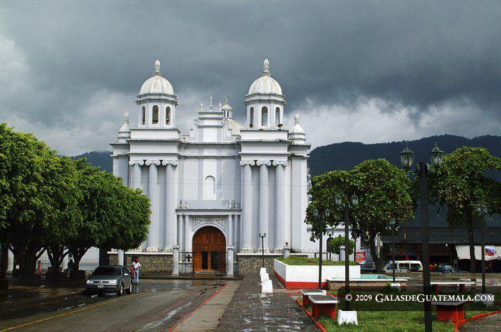 santa rosa iglesia mmm - El Origen de el Departamento de Santa Rosa