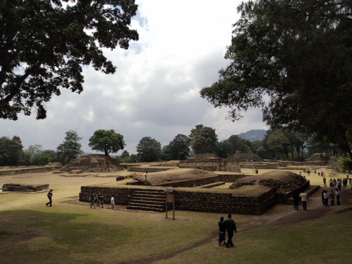 iximche billy - El Origen del departamento de Chimaltenango