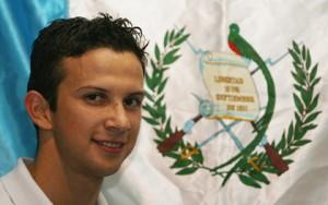 Personaje – Kevin Cordón, Jugador de Bádminton
