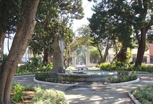El Origen del Parque Isabel la Católica