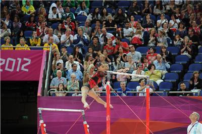 sofia 1 londres - Ana Sofía Gómez, gimnasta