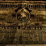 Billete de cien pesos en IRTRA Mundo Petapa foto por Karla Castellanos 150x150 - El Origen de la Moneda en Guatemala