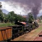 Estacion de tren en Escuintla foto por Sergio Molina 150x150 - Galería – Fotos del Ferrocarril de Antaño en Guatemala