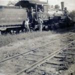 Foto del recuerdo Raul Garcia cuando trabajaba en el ferrocarril foto por Guillermo Gonzales 150x150 - Galería – Fotos del Ferrocarril de Antaño en Guatemala