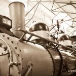 Locomotora 34 en el museo del Ferrocarril de Guatemala foto por Rodrigo Motta 150x150 - Galería – Fotos del Ferrocarril de Antaño en Guatemala
