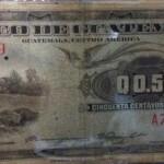 Moneda 50 centavos foto por Manuel Flores 150x150 - El Origen de la Moneda en Guatemala