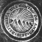 Moneda de 1837 Republica del Centro de America Foto por Juan Arturo Pérez 150x150 - El Origen de la Moneda en Guatemala