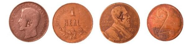 Monedas antiguas1 - El Origen de la Moneda en Guatemala